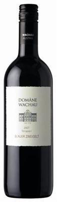 Domäne Wachau Blauer Zweigelt Terassen trocken Wein Österreich