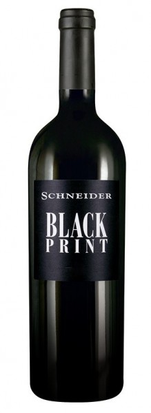 Markus Schneider Black Print Cuvee trocken Pfalz