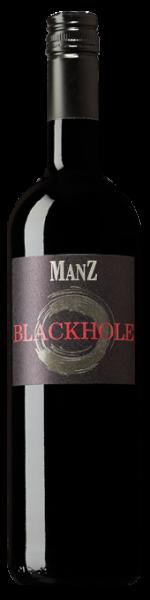 Manz Black Hole Rotwein Cuvee trocken Rheinhessen