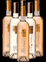 La Rouillère Probierpaket AOP Provence Frankreich 6er Angebot