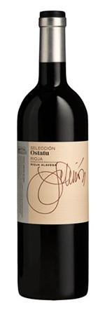 Ostatu Rioja Tinto Seleccion Rotwein Crianza Spanien Die Bodega