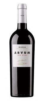 Escudero Arvum Vidau Tinto Rioja Spanien