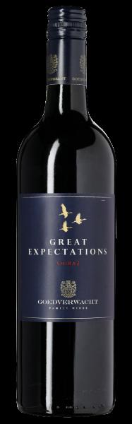 Goedverwacht Shiraz Great Expectations Robertson Südafrika