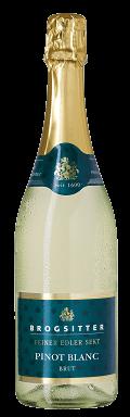 Brogsitter Pinot Blanc Brut Sekt Ahr