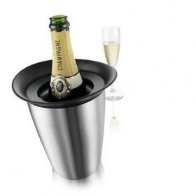 Vacu Vin Rapid Ice Champagnerkühler Elegant Die Bodega online