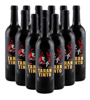 Tarantinto Crianza El Cacho Tinto 2016 Spanien 12er Angebot