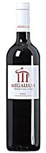 Rioja Tinto Tempranillo Megallum Wein Spanien Die Bodega