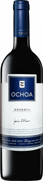 Ochoa Tinto Reserva Rotwein aus Navarra in Spanien
