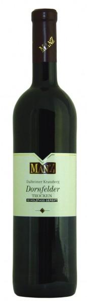 Manz Dalheimer Kranzberg Dornfelder QbA trocken 2011