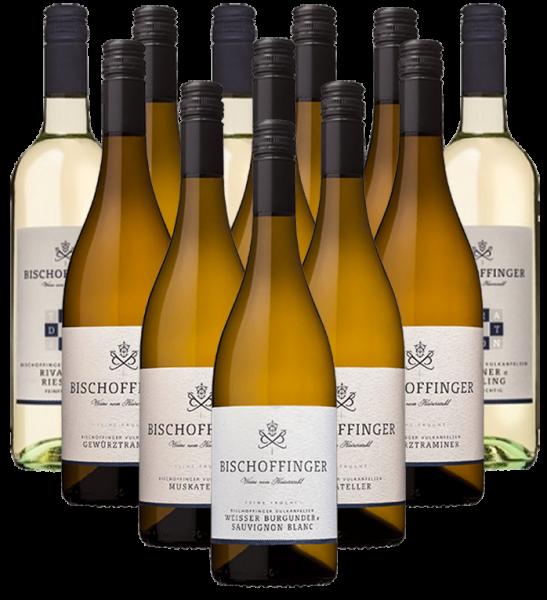 Bischoffinger lieblich Probierpaket Weißwein Kaiserstuhl 12er Angebot