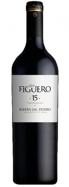 Figuero 15 Reserva Tinto Ribera del Duero Wein Spanien Die Bodeg