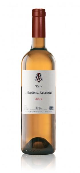 Martinez Lacuesta Rosado Rioja Rosé Wein Spanien