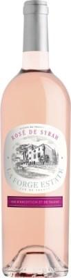 La Forge Estate Rosé de Syrah IGP Frankreich