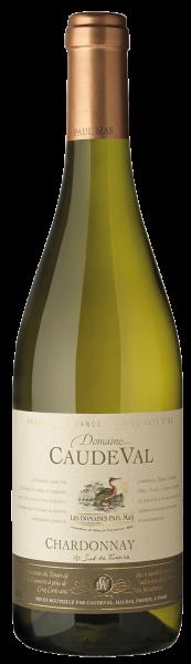 Caude Val Chardonnay Blanc IGP Paul Mas