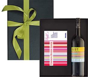 Weinpräsent Spätburgunder Rotwein für Querdenker Versand Gratis