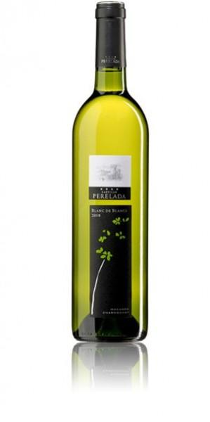 Blanc de Blanc Castillo Perelada Wein Emporda Spanien
