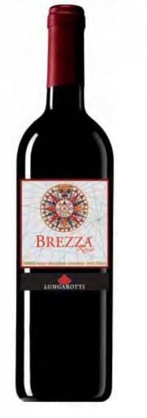 Lungarotti Brezza Rosso Dell'Umbria IGT 2015 Italien