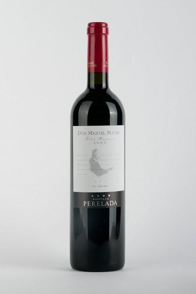 Castillo Perelada Gran Reserva Don Miguel Mateu Wein aus Spanien