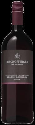 Bischoffinger Spätburgunder Rotwein trocken 1,0 l Kaiserstuhl Baden
