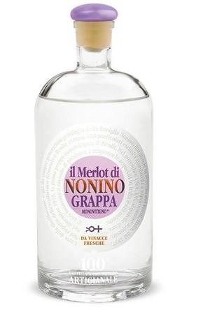 Nonino Il Merlot Grappa Friaul Italien