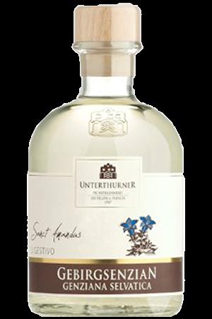 Unterthurner Gebirgsenzian Sankt Amandus Südtirol