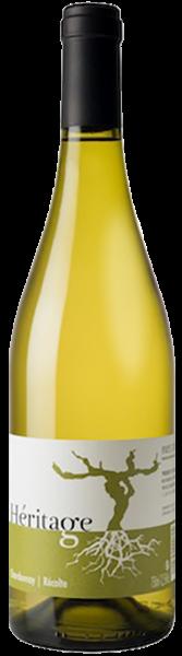 Bourdic Chardonnay Heritage Blanc Rhone Frankreich