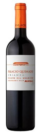 Palacio Quemado Crianza Tinto Wein Spanien Die Bodega online