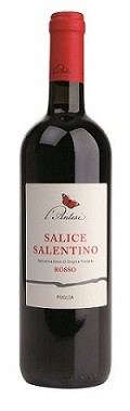 L'Antesi Salice Salentino Rosso DOP Puglia Italien