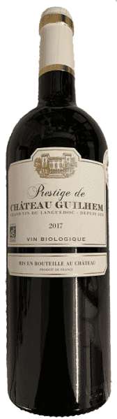 Chateau Guilhem Malepere Rouge Prestige AOP Frankreich