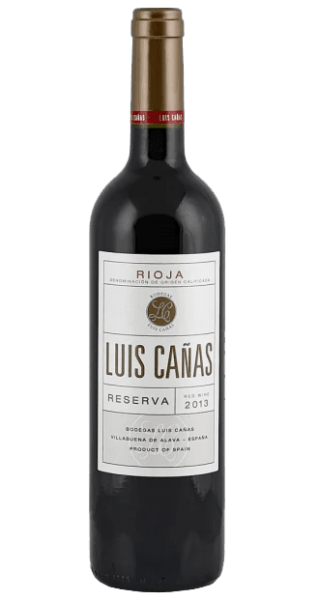Luis Cañas Reserva Tinto Rioja Spanien