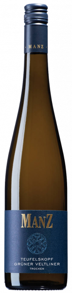 Manz Grüner Veltliner Teufelskopf Weißwein trocken Rheinhessen