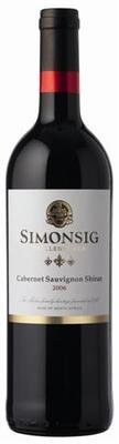 Simonsig Cabernet Sauvignon Shiraz Südafrika Wein Shop Bodega