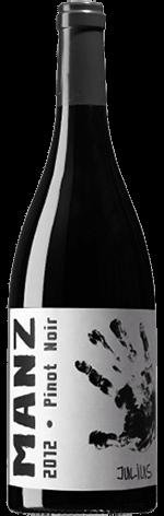 Manz Pinot Noir Julius Rotwein trocken Rheinhessen