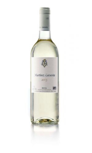 Martinez Lacuesta Blanco Viura Rioja Spanien