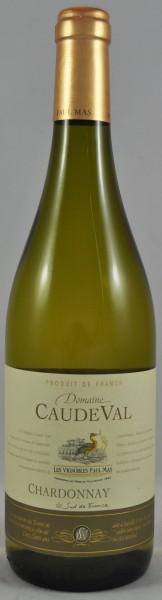 Caude Val Chardonnay Blanc IGP Paul Mas 2013 Frankreich Gratis V