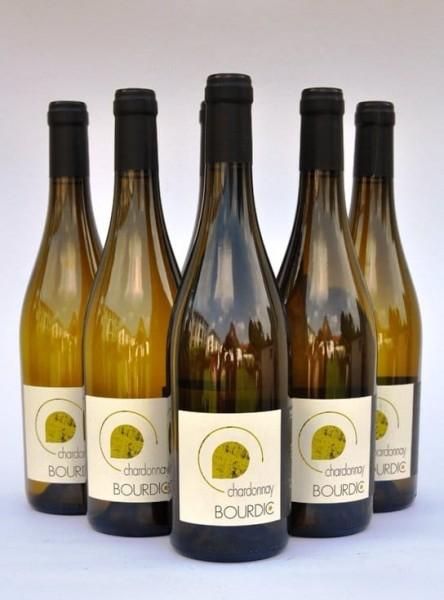 Bourdic Chardonnay Frankreich 11+1 Angebot frei Haus
