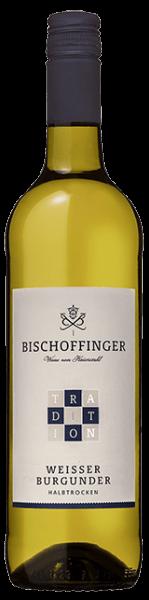 Bischoffinger Weißburgunder halbtrocken Tradition Baden