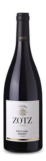 Zotz Pinot Noir Réserve Premium trocken QbA Baden