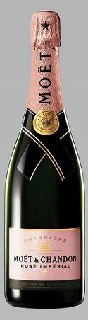 Moët & Chandon Rosé Champagner Impérial Brut Frankreich