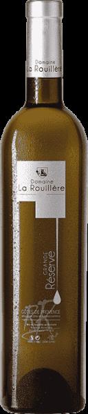Domaine La Rouillère Grande Reserve Blanc Provence Frankreich