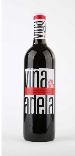 Vina Adela Tinto Tempranillo Garnacha Wein Spanien