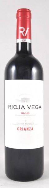 Rioja Vega Crianza Tempranillo Tinto Spanien