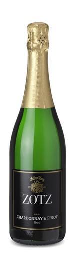 Julius Zotz Sekt Chardonnay & Pinot Brut Baden