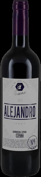El Gourmet Alejandro Tinto Vinos-Espana Spanien