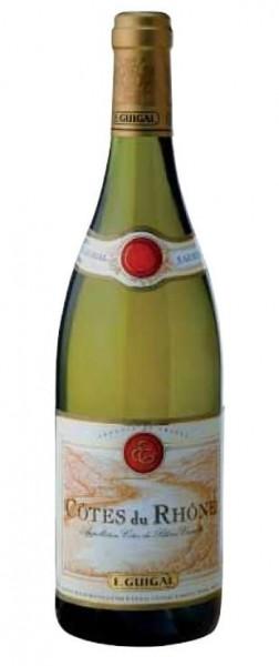 E. Guigal Cotes du Rhone Blanc AC Weißwein aus Frankreich