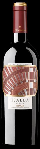 Ijalba Crianza Tempranillo Tinto Rioja Spanien Bio