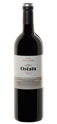 Ostatu Reserva Rioja Tinto Tempranillo Rotwein Spanien