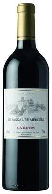 Vassal de Mercués Malbec Rouge Cahors AOC Wein aus Frankreich