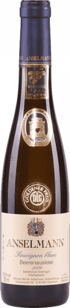 Anselmann Sauvignon Blanc Beerenauslese edelsüß Pfalz