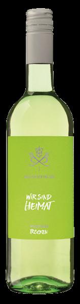 Bischoffinger Wir sind Heimat Cuvee Weißwein trocken Kaiserstuhl Baden